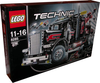 lego technic 8285 abschlepptruck truck miwarz teltow. Black Bedroom Furniture Sets. Home Design Ideas