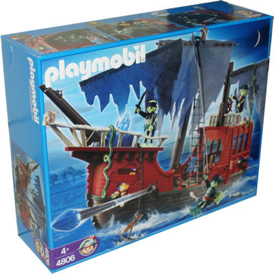 pin playmobil 4806 geisterpiratenschiff spielzeug auf. Black Bedroom Furniture Sets. Home Design Ideas