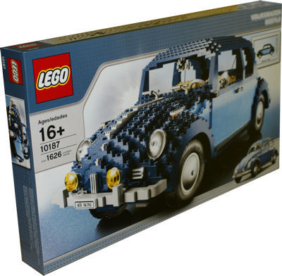lego 10187 volkswagen k fer oldtimer vw beetle miwarz. Black Bedroom Furniture Sets. Home Design Ideas