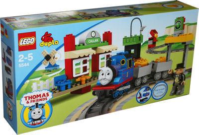Lego 5544 thomas und seine freunde super set miwarz for Adventskalender duplo