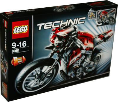 lego 8051 technic motorrad miwarz teltow lego g nstig kaufen. Black Bedroom Furniture Sets. Home Design Ideas
