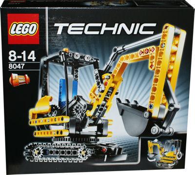lego technic 8047 kompaktbagger miwarz teltow lego. Black Bedroom Furniture Sets. Home Design Ideas