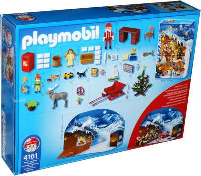 playmobil 4161 adventskalender weihnachts postamt. Black Bedroom Furniture Sets. Home Design Ideas