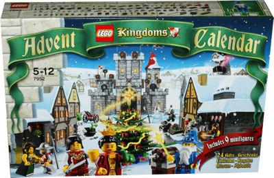 lego kingdoms 7952 adventskalender miwarz teltow lego. Black Bedroom Furniture Sets. Home Design Ideas