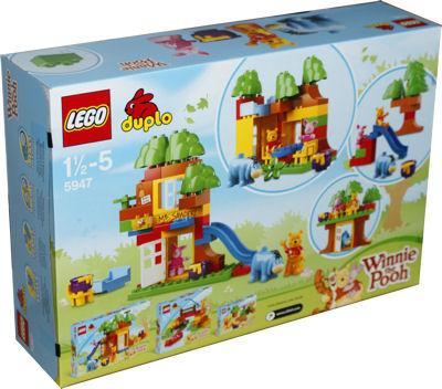 Lego duplo winnie puuh 5947 waldhaus miwarz teltow lego g nstig kaufen - Adventskalender duplo ...
