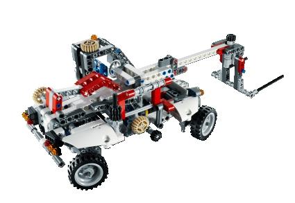 lego technic 8071 service truck miwarz teltow lego. Black Bedroom Furniture Sets. Home Design Ideas