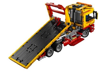 lego technic 8109 tieflader miwarz teltow lego g nstig. Black Bedroom Furniture Sets. Home Design Ideas