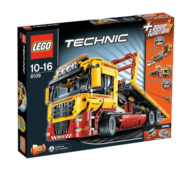 lego technic 8109 tieflader miwarz teltow lego g nstig kaufen. Black Bedroom Furniture Sets. Home Design Ideas
