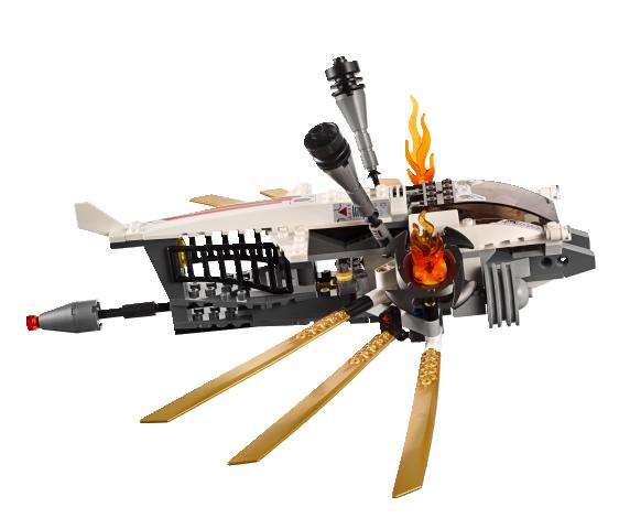 lego ninjago 9449 ultraschall raider miwarz teltow lego. Black Bedroom Furniture Sets. Home Design Ideas