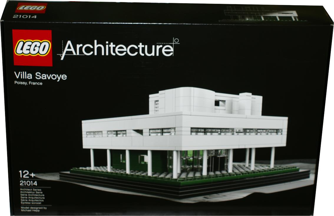 lego architecture 21014 villa savoye miwarz teltow berlin. Black Bedroom Furniture Sets. Home Design Ideas