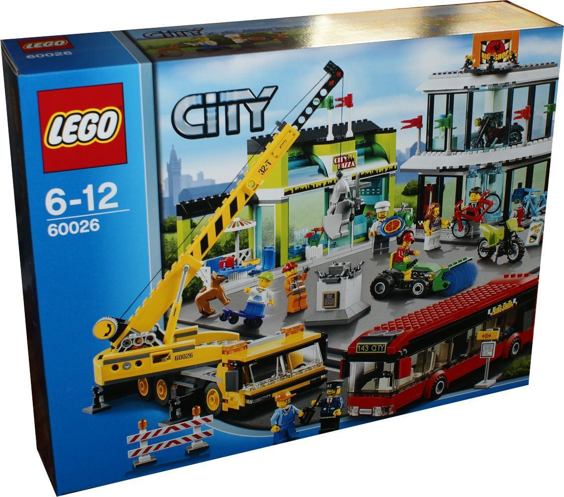lego city 60026 stadtzentrum berlin teltow laden g nstig store. Black Bedroom Furniture Sets. Home Design Ideas