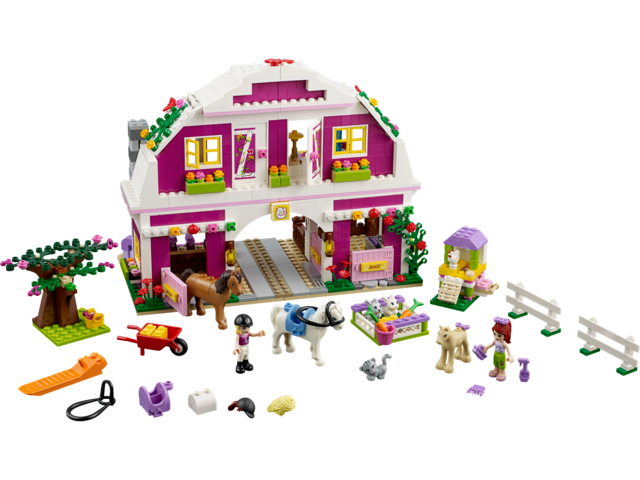 lego friends 41039 gro er bauernhof berlin teltow shop laden. Black Bedroom Furniture Sets. Home Design Ideas