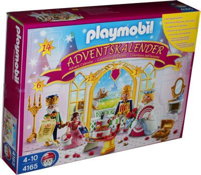 playmobil 4165 adventskalender prinzessinnen hochzeit